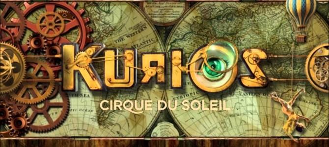 Cirque du Soleil- KURIOS 4-3-16