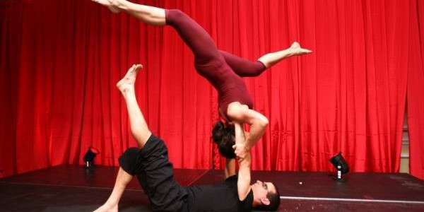 Intro to Acro Yoga 4-26-16