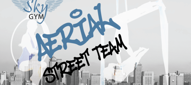 Aerial Street Team Boot Camp 5-15-16