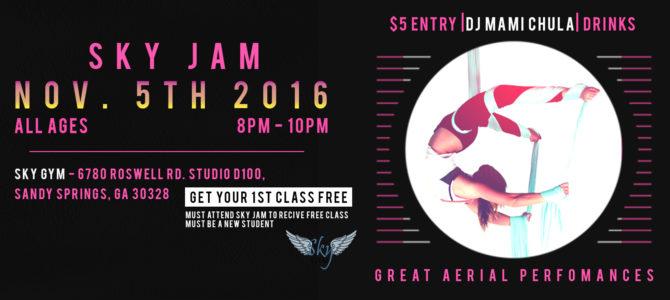 Sky Jam: November 5th