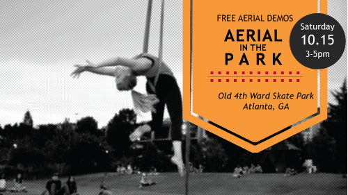 Aerial in the Park 10-15-16