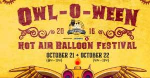 Owl-O-Ween 10-21-16