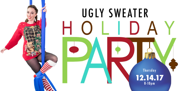 Ugly Sweater Party 12-14-17
